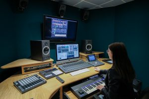 entrepreneurial audio production